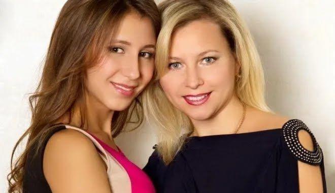Погибшие Алла (справа) и Анастасия Сокол