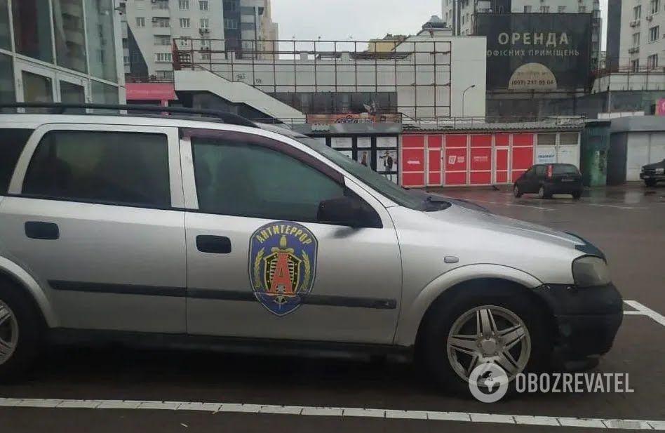 Opel Astra на Позняках в Киеве