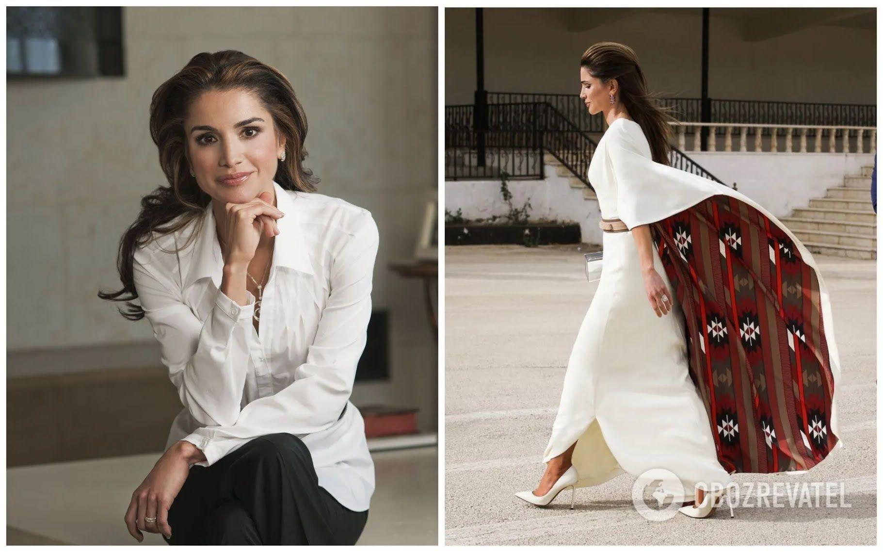 Рания аль-Абдулла – королева Иордании