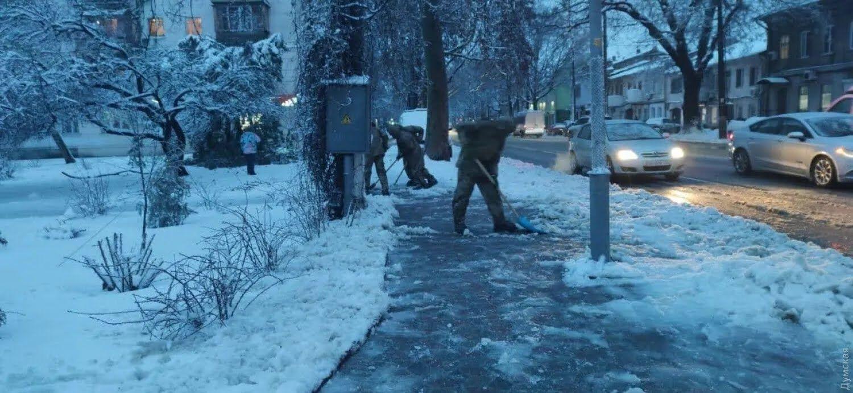 Військові в Одесі