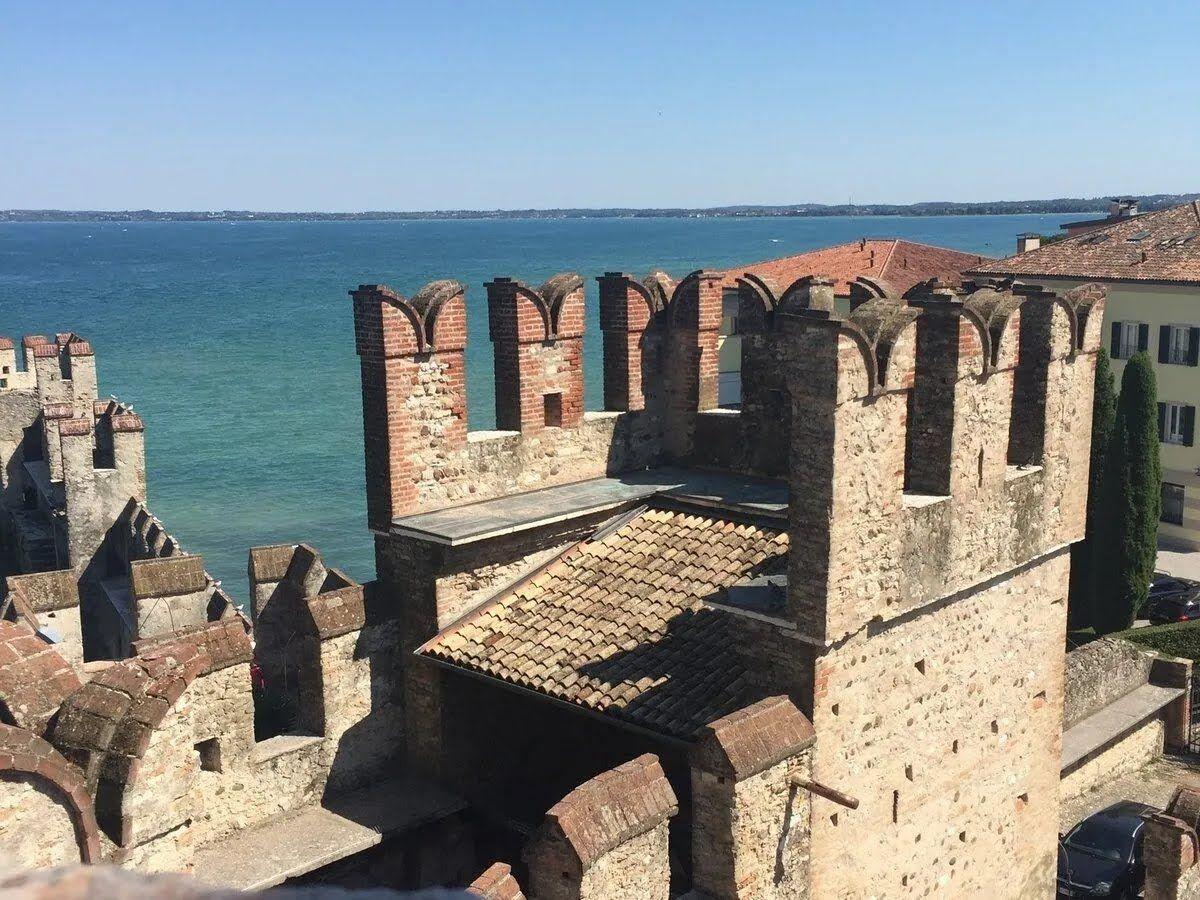 Крепость появилась в Брегансонской бухте еще во II веке до нашей эры.