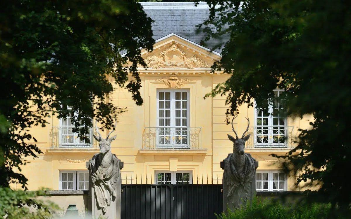"""Ла-Лантерн"" в Версале (департамент Ивелин)"
