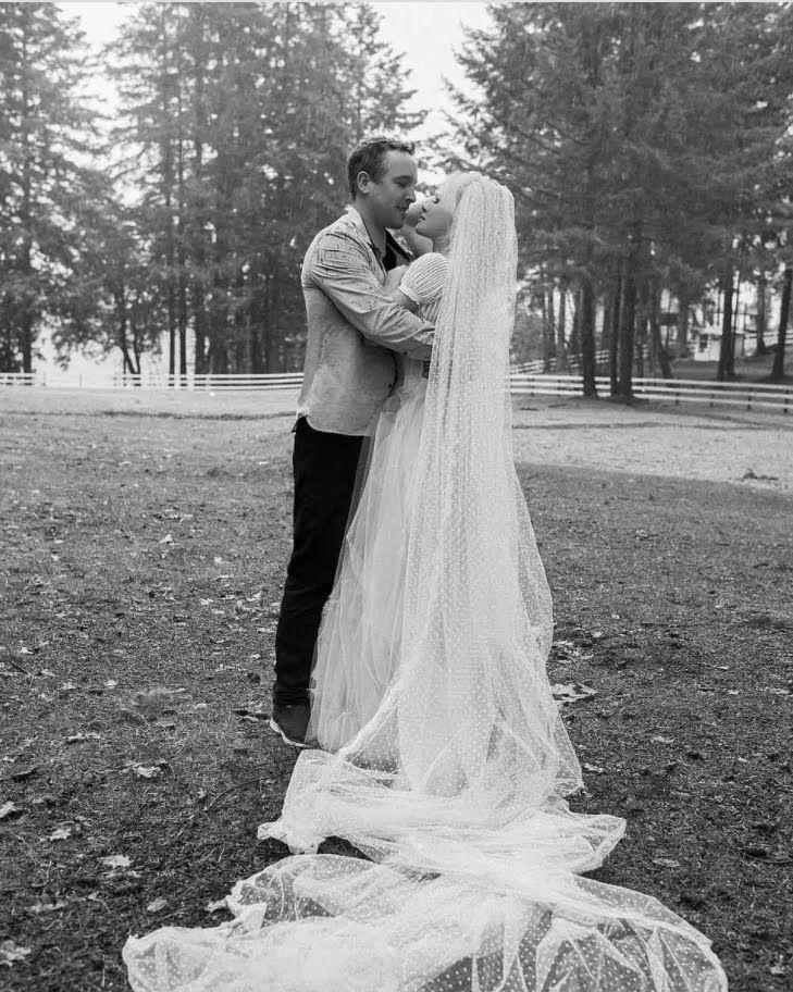 Свадьба Дэна Хейхерста и Памелы Андерсон