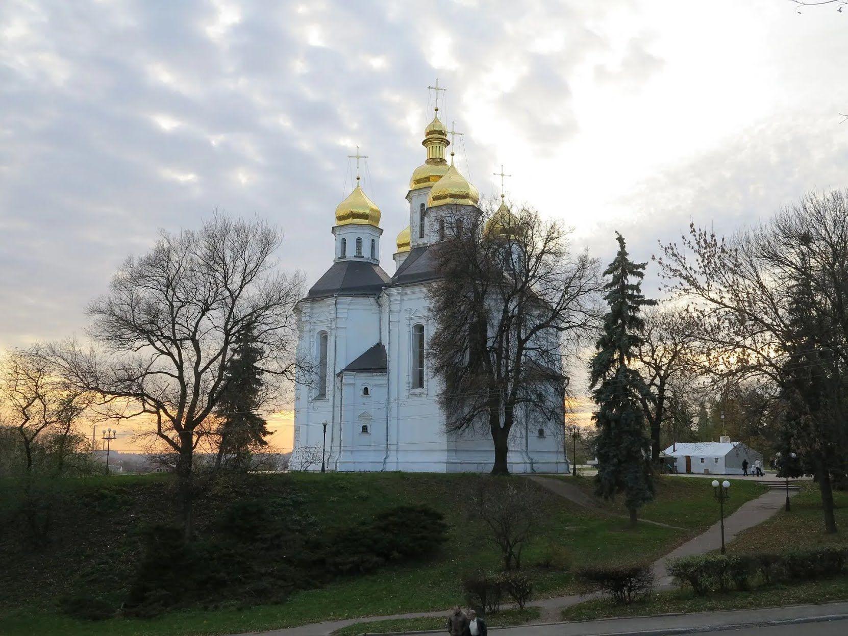Чернігів - місто із давньою історією.