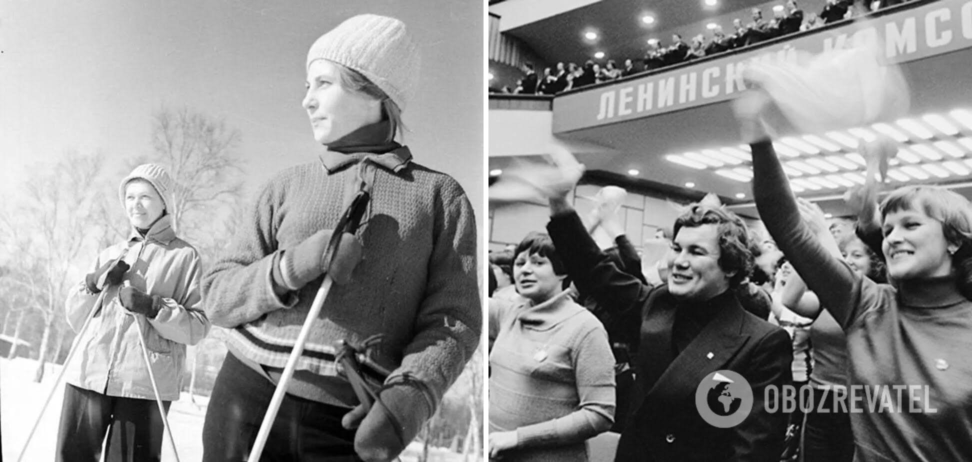 Комсомольці працювали в Союзі