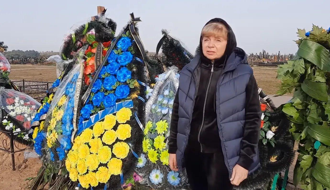 Мати народного депутата Антона Полякова