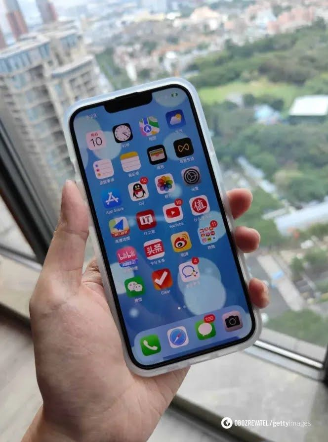 Баг із зарядкою на iPhone 13
