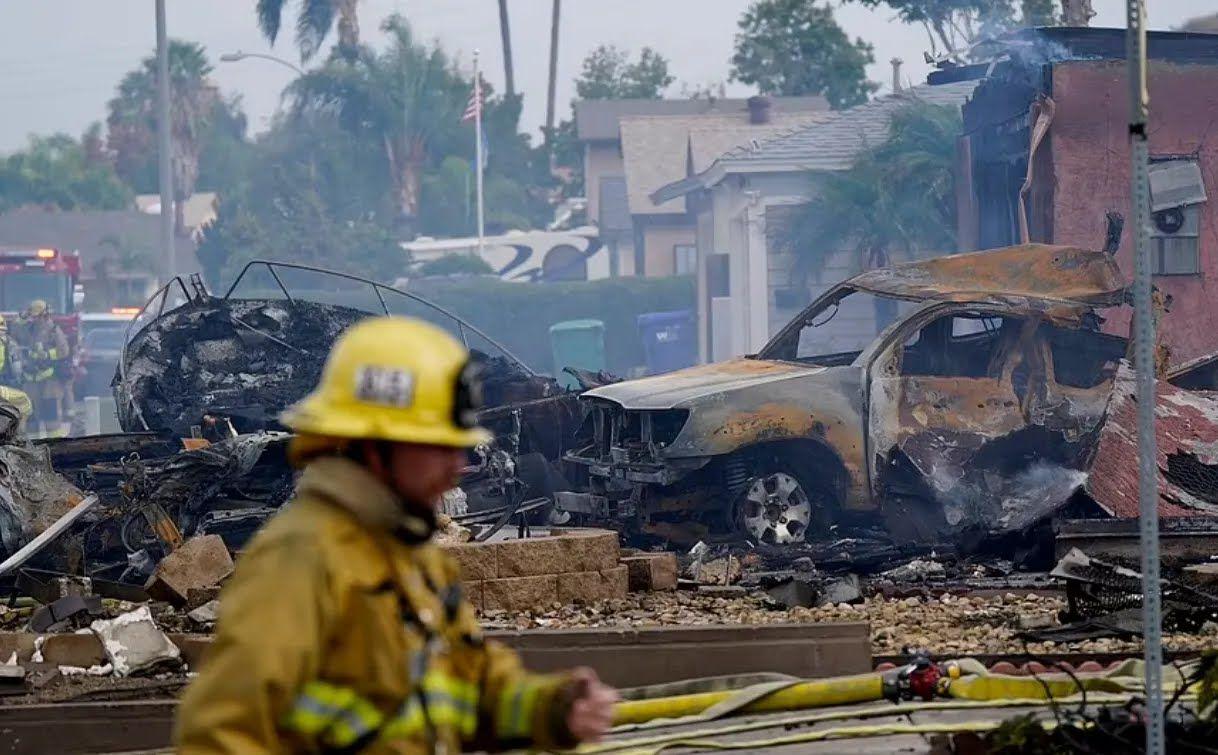 Происшествие случилось в Калифорнии.