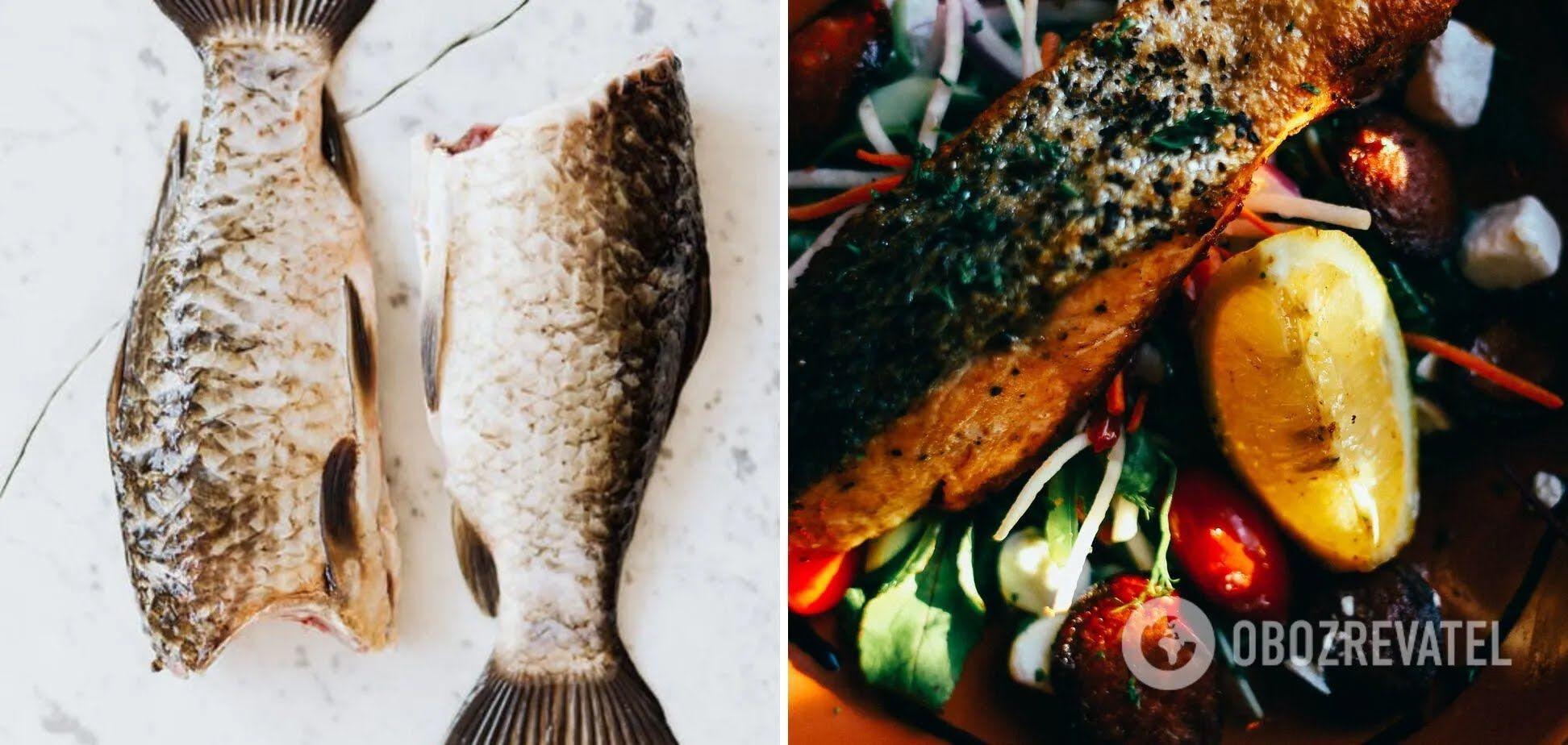 Як смачно приготувати рибу на вечерю
