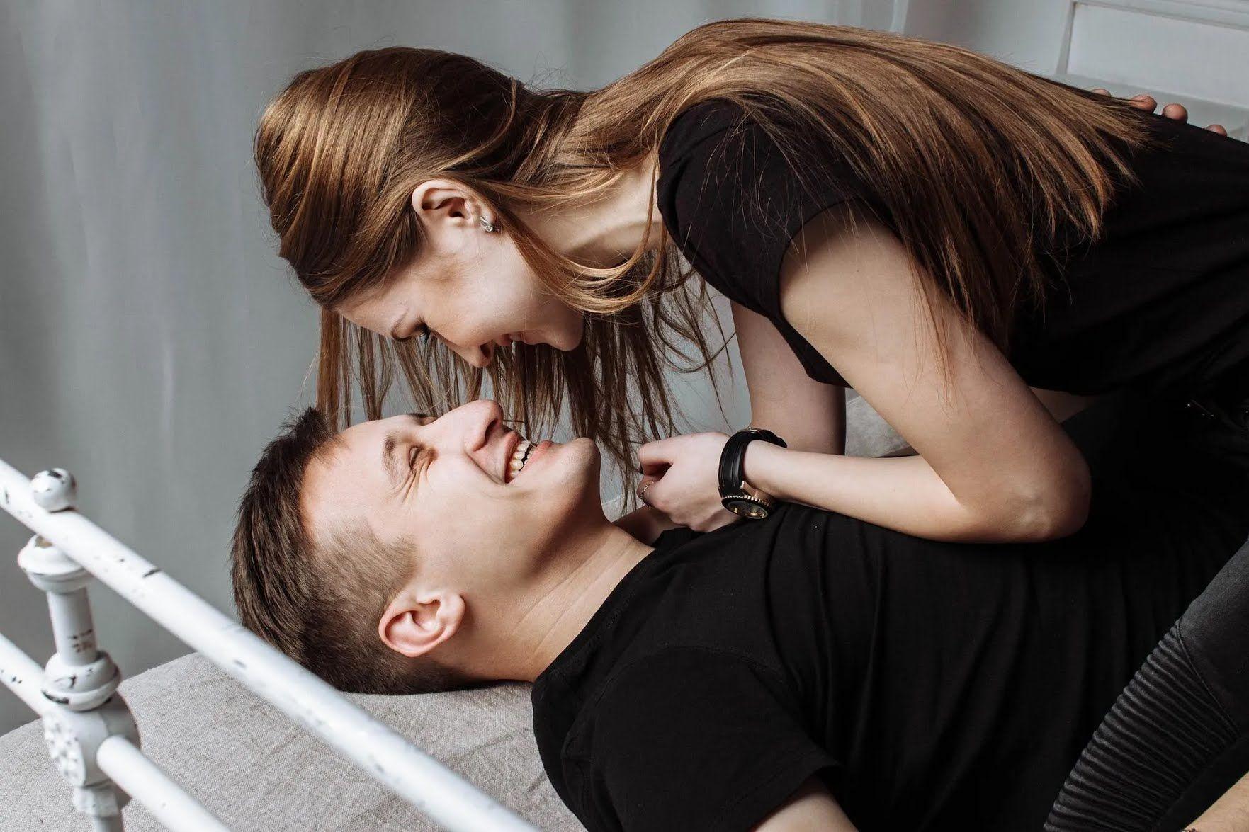 Секс не може зцілити і повернути почуття