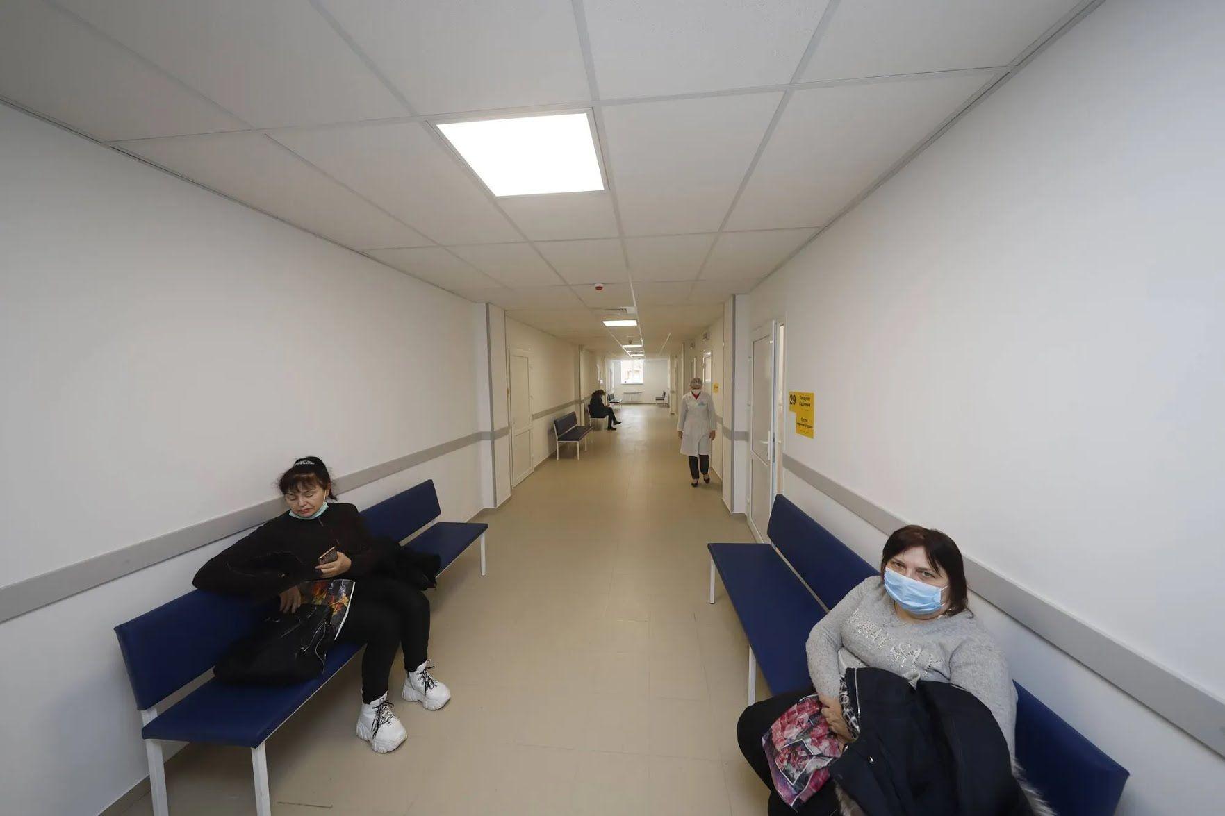 У Дніпрі відремонтували амбулаторію медцентру № 2