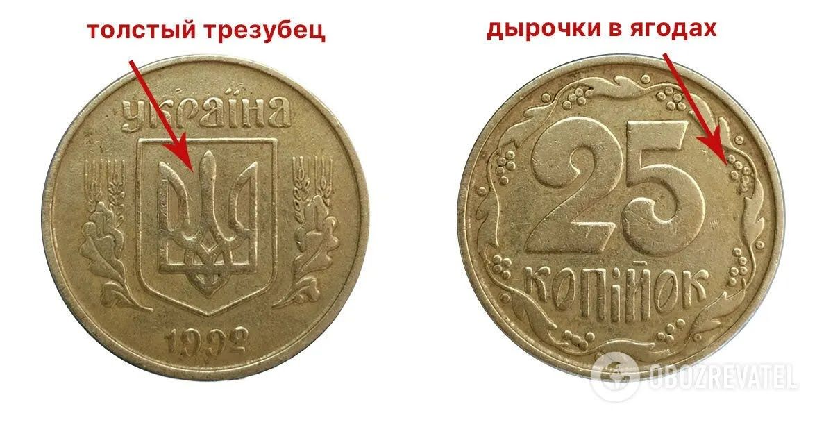 Как выглядит монета