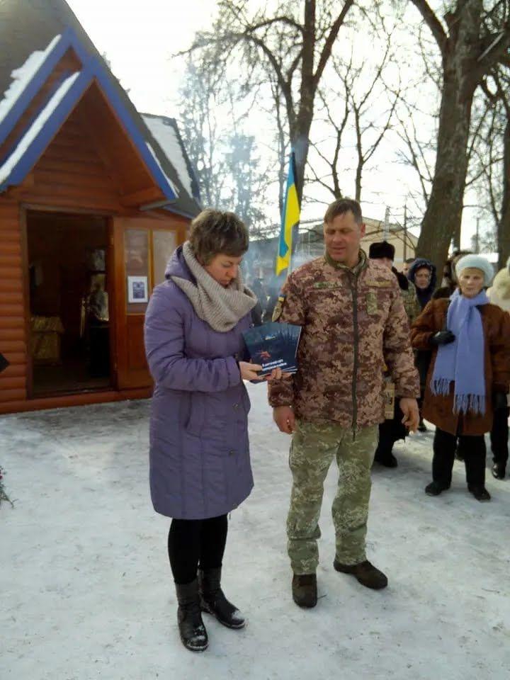 Сергей на одном из мероприятий