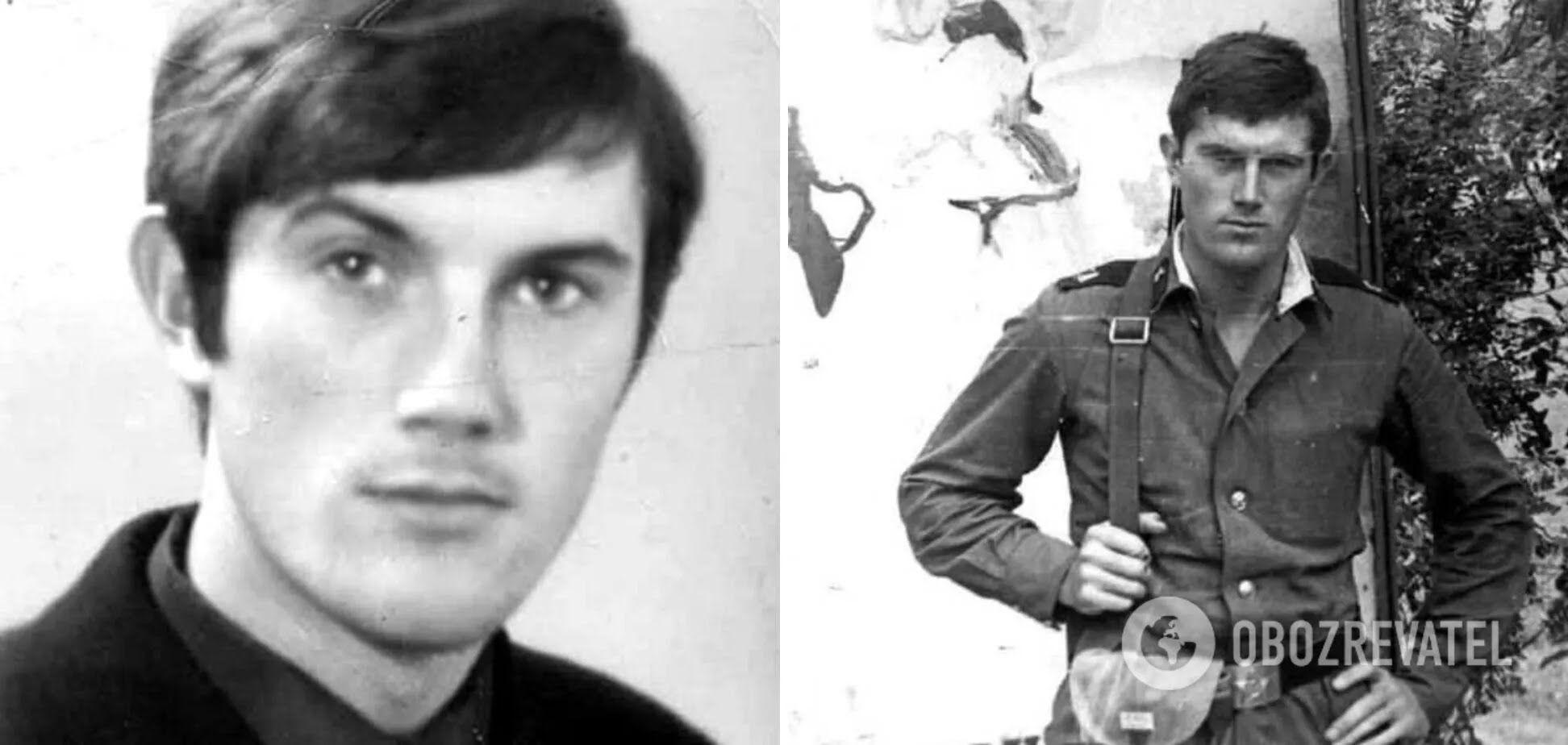 Ющенко родился в 1954 году в Сумской области.