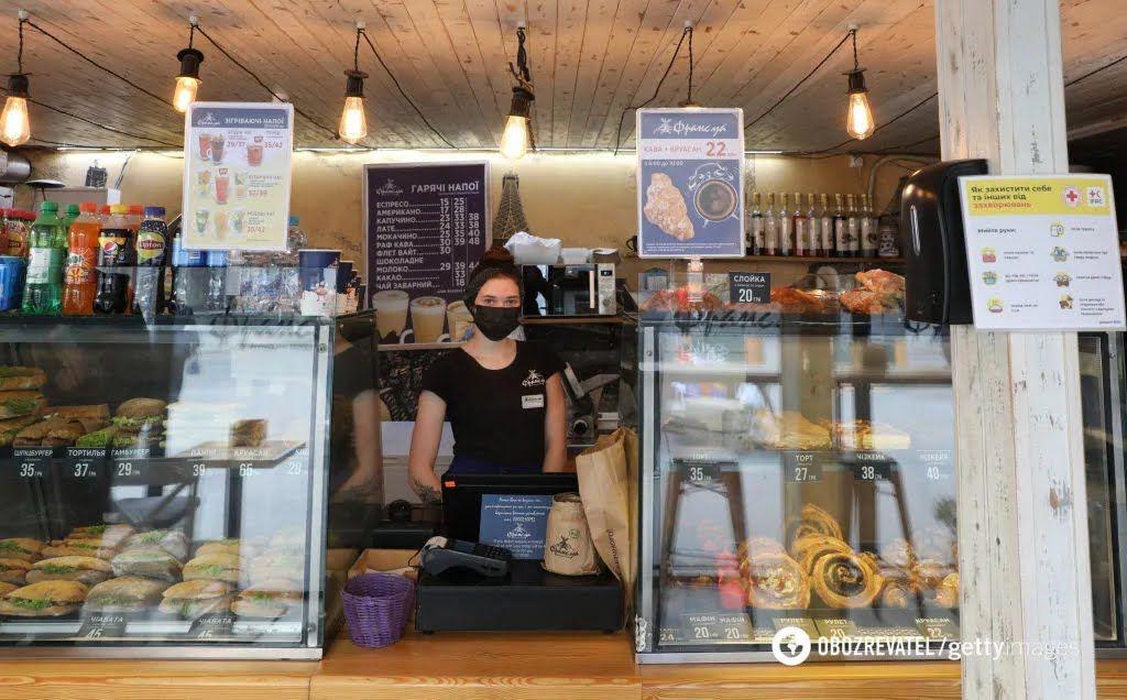 Во время локдауна в Черновцах работали рестораны и кафе