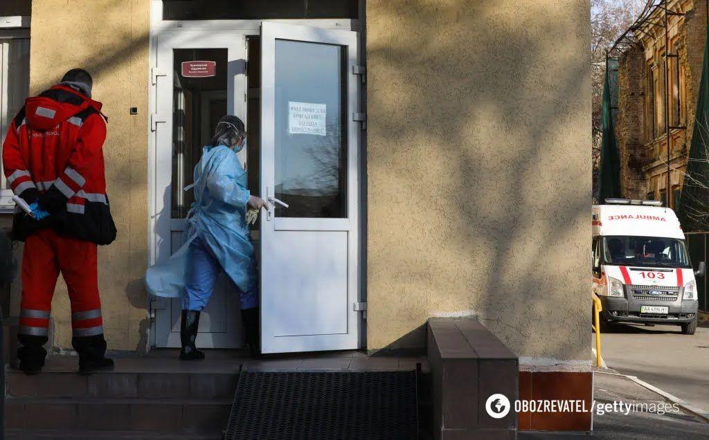 Больницы Черновицкой области переполнены