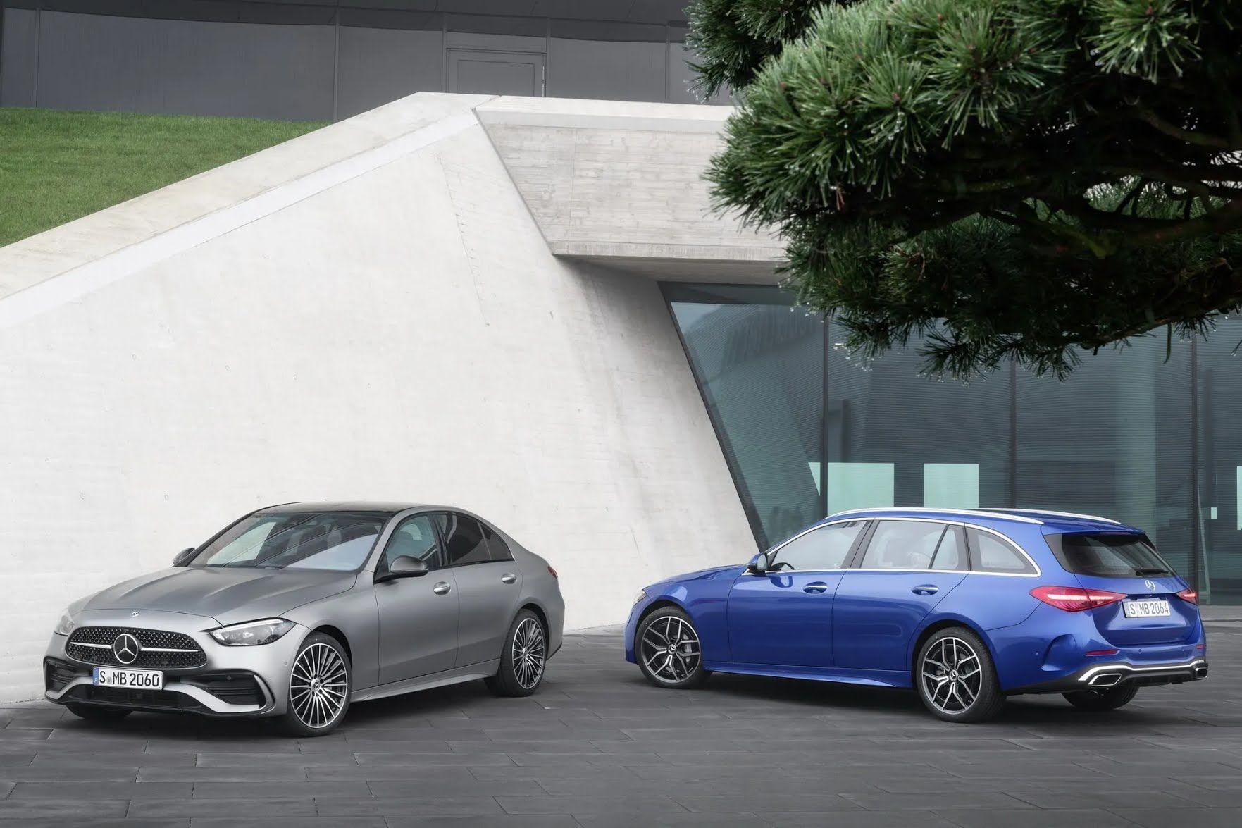 Компания Mercedes-Benz провела мировую презентацию С-Сlass нового поколения W 206