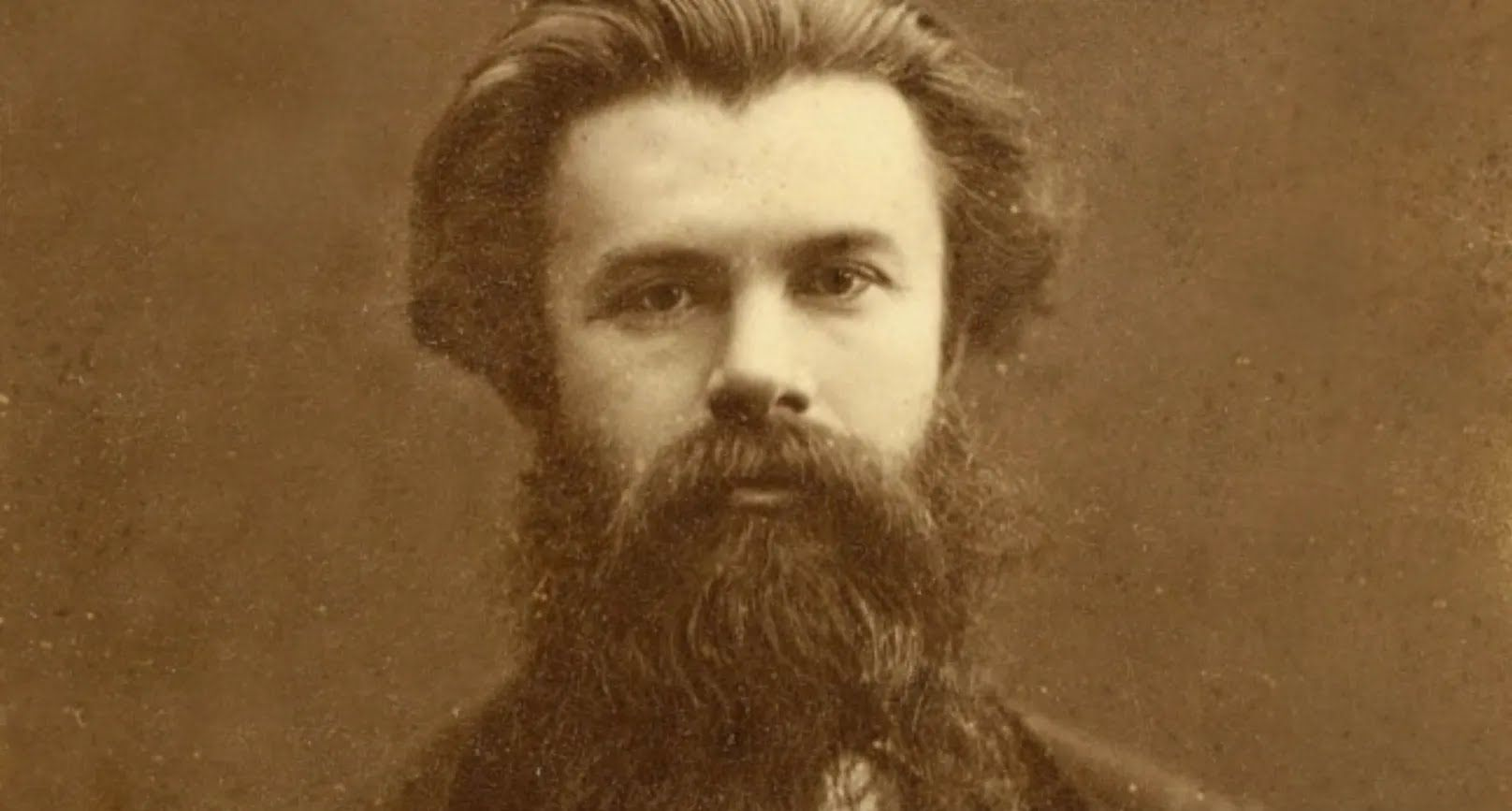 """Биографы Леси Украинский пишут, что она считала своего дядю Михаила Драгоманова """"идеалом"""". Фото 1870-х годов."""
