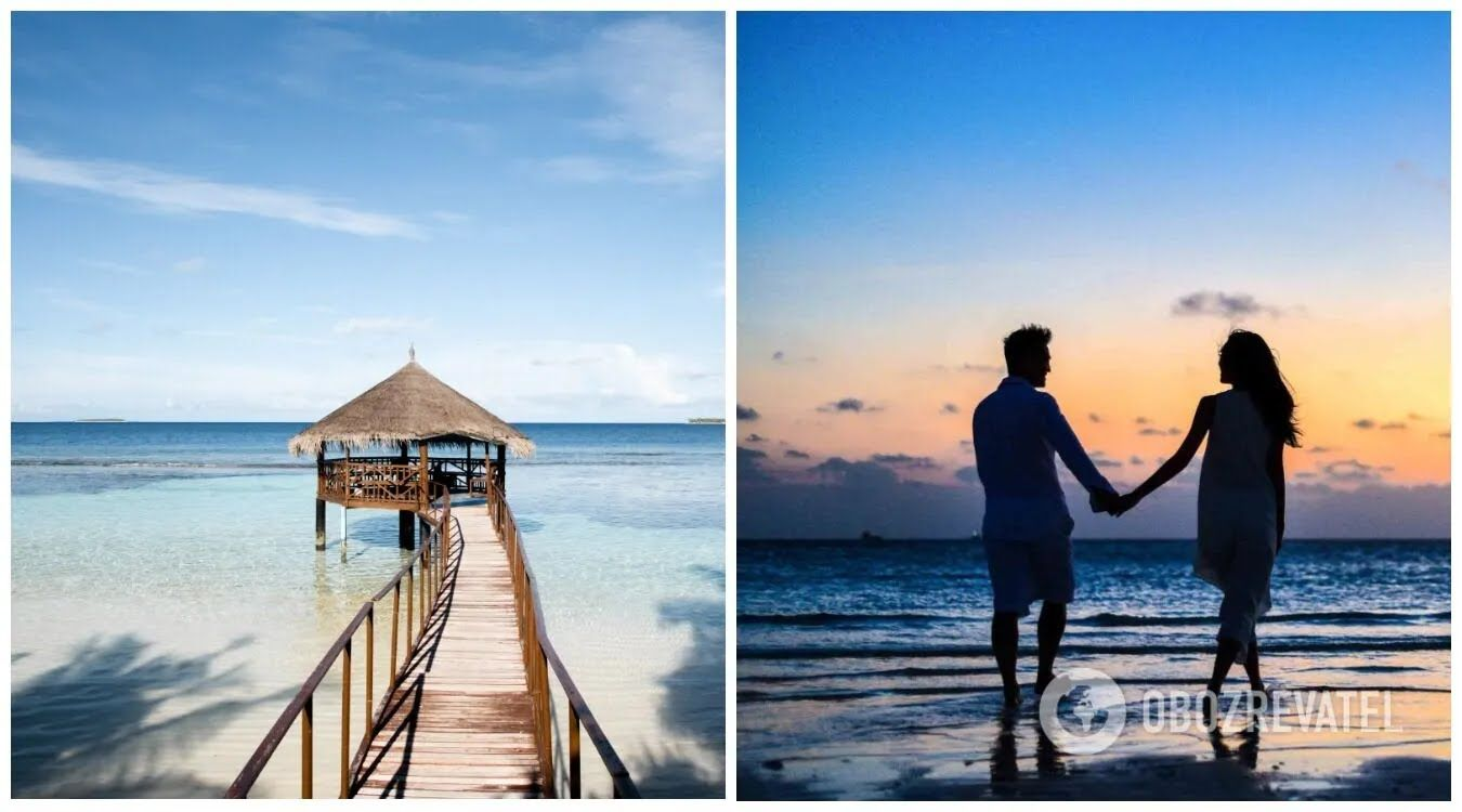 На Мальдивы можно ехать только с негативным тестом на коронавирус