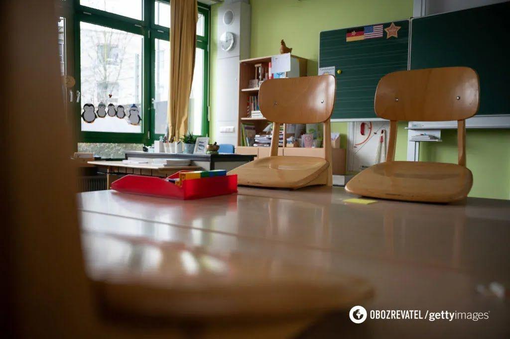В школе на Львовщине скандал