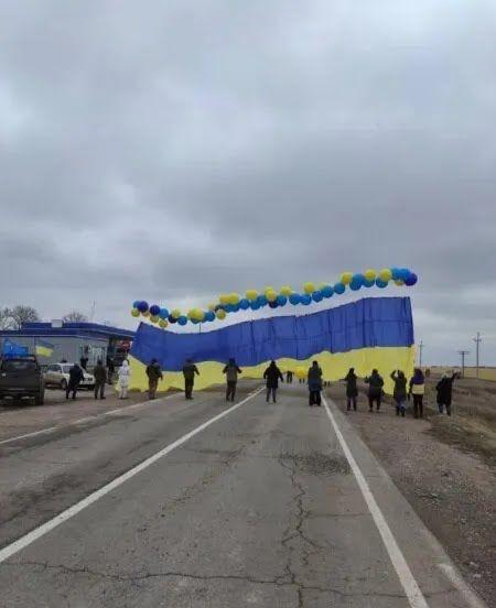 Флаг будет объединять не только крымчан вокруг проблем Крыма, но и всех украинцев