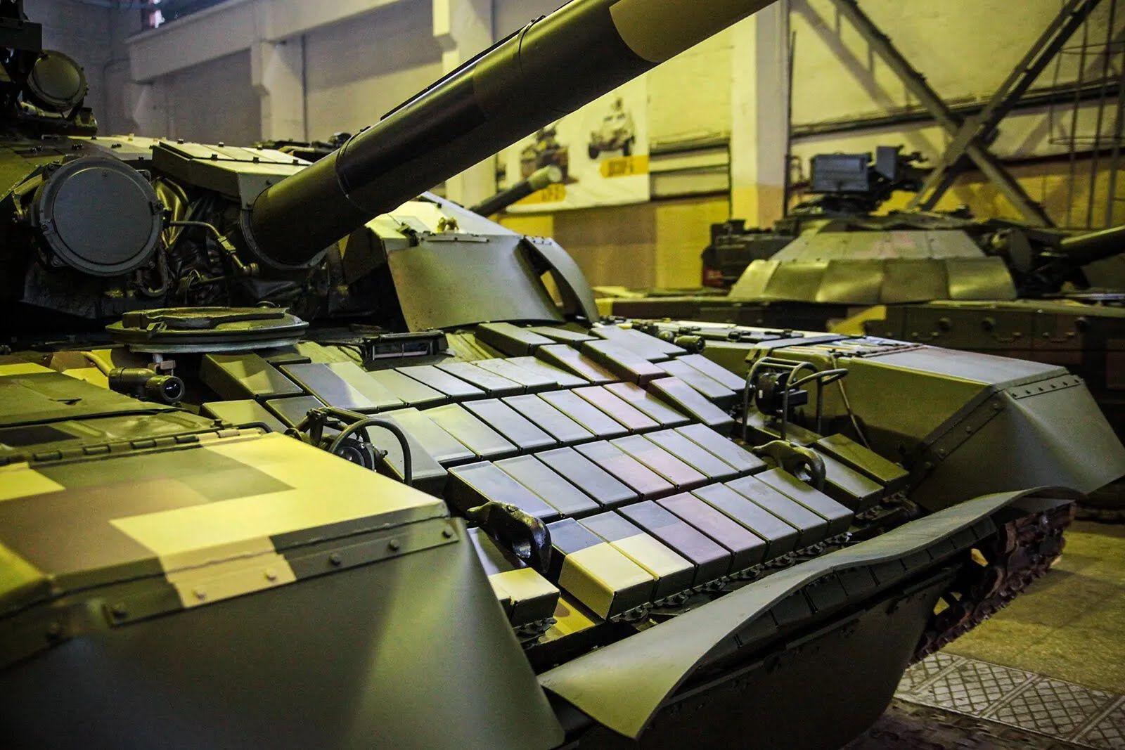 Инженеры усовершенствовали ходовую часть в танке Т-72.