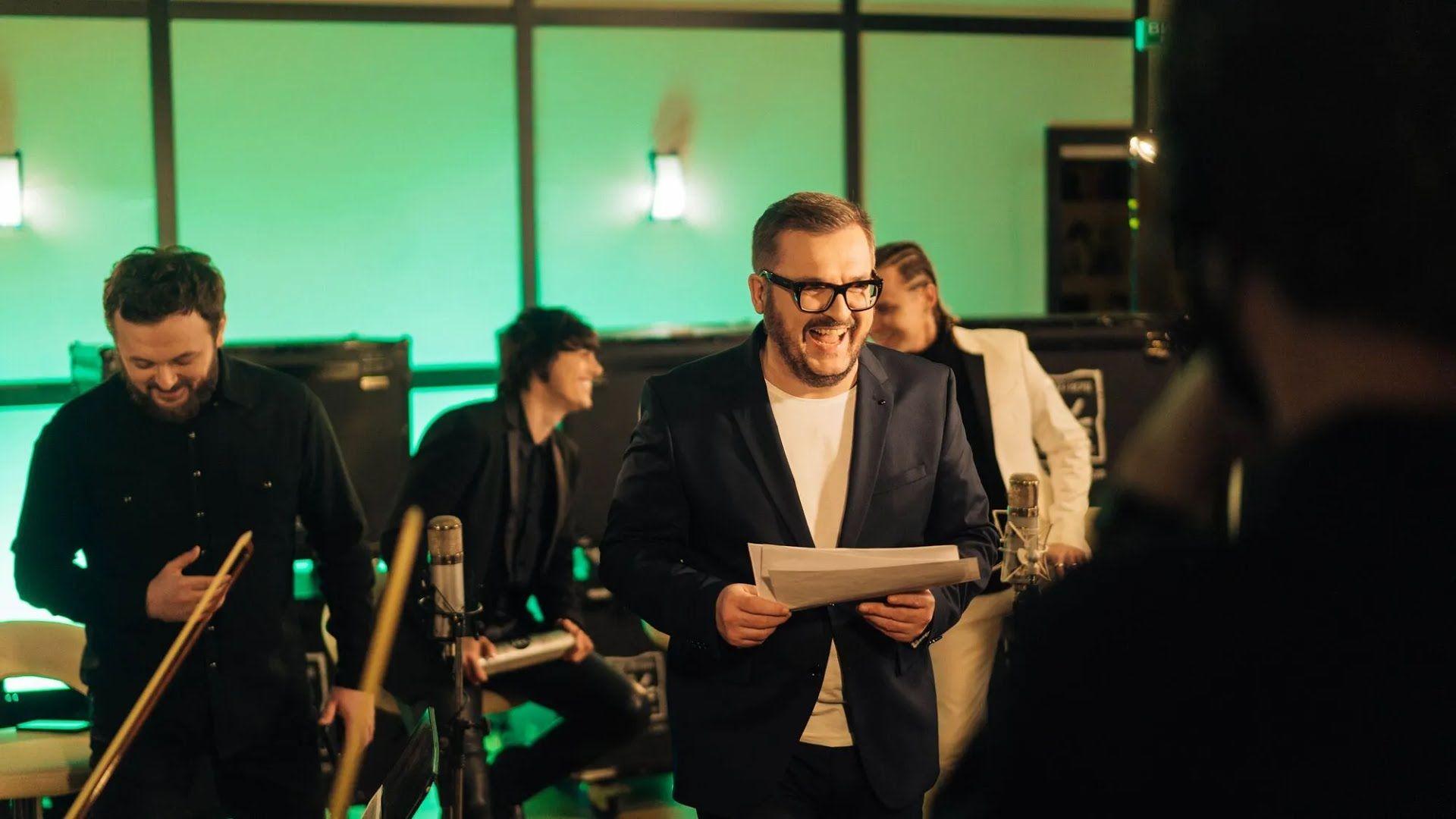 Пономарьов презентував пісню з українськими артистами