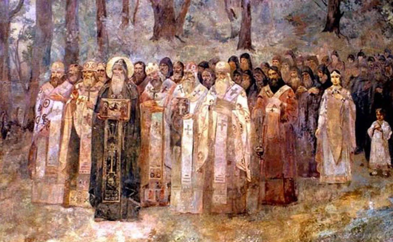 28 марта церковь отмечает Собор всех преподобных отцов Киево-Печерских