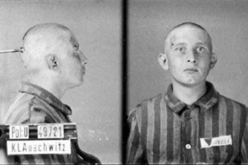 """Василия Бандеру убили в 27 лет в лагере """"Аушвиц"""""""