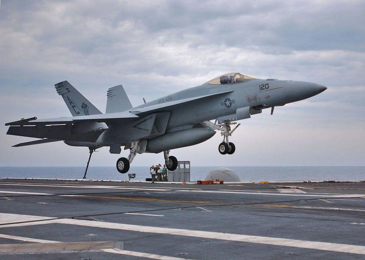 F/A-18 от Boeing