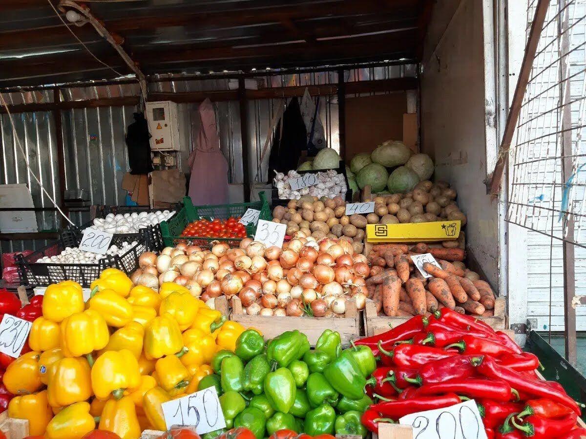 Ялтинский центральный овощной рынок