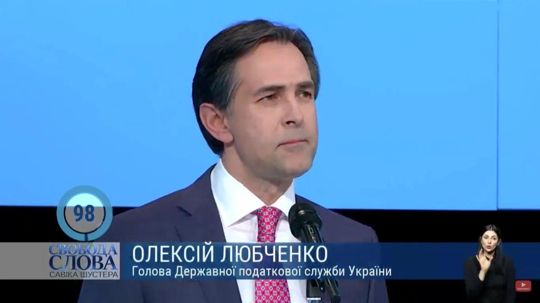 """Олексій Любченко в """"Свободі слова Савіка Шустера"""""""