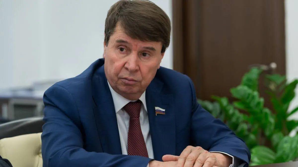 Член международного комитета Совета Федерации Сергей Цеков