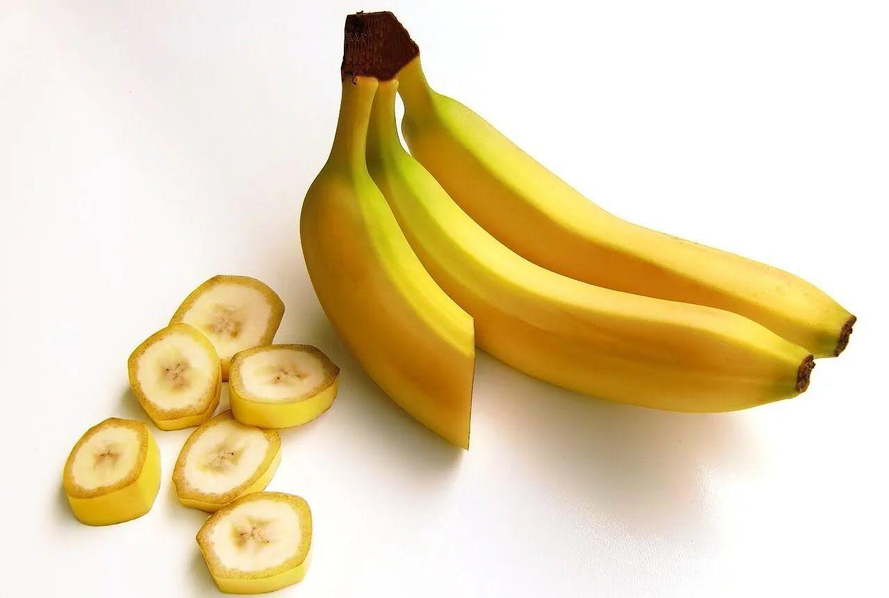 Банан на перекус