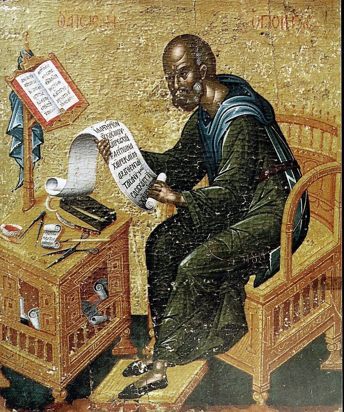 Иосиф был одарен поэтическим талантом и всю свою деятельность посвятил составлению богослужебных песнопений.