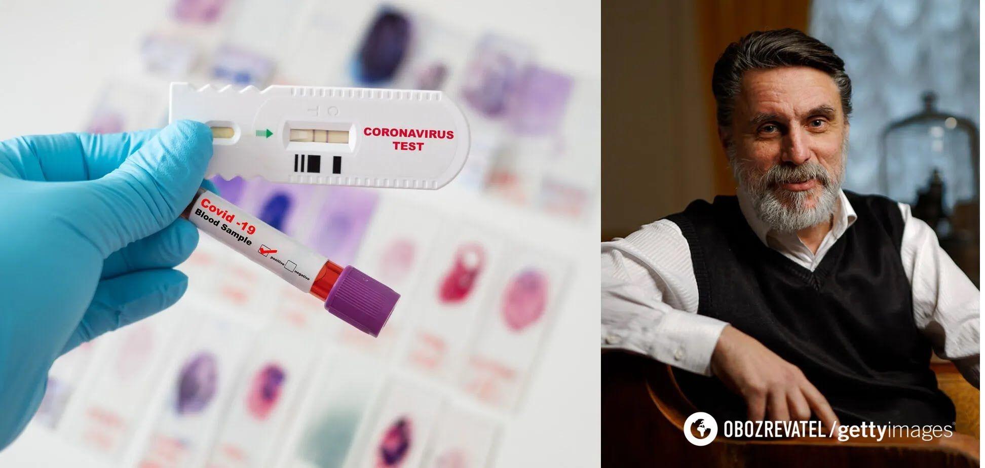 Клеточный иммунитет, a не антитела, имеет решающее значение для выздоровления от COVID-19, – Досенко