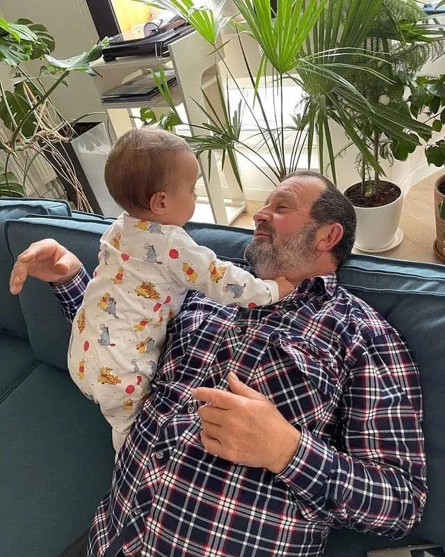 Джамала показала свого батька Аліма і 10-місячного молодшого сина Селіма