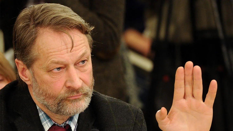 Известный российский политолог Дмитрий Орешкин