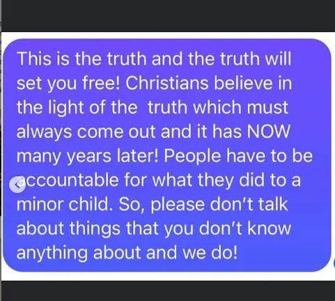 Текст сообщения