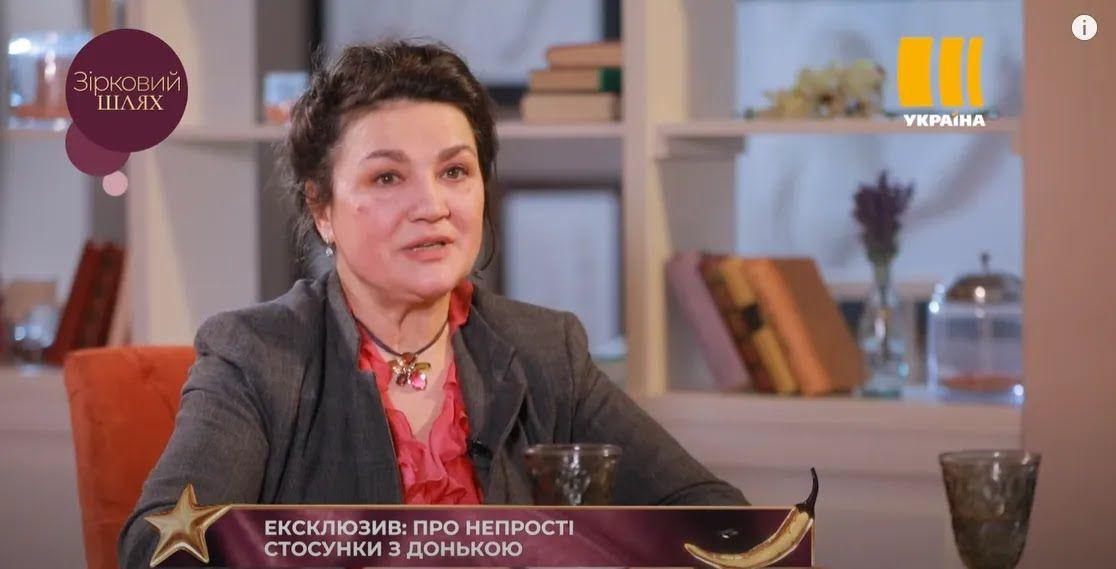 Наталья Сумская рассказала, что ей приходится содержать свою 38-летнюю дочь Дарью
