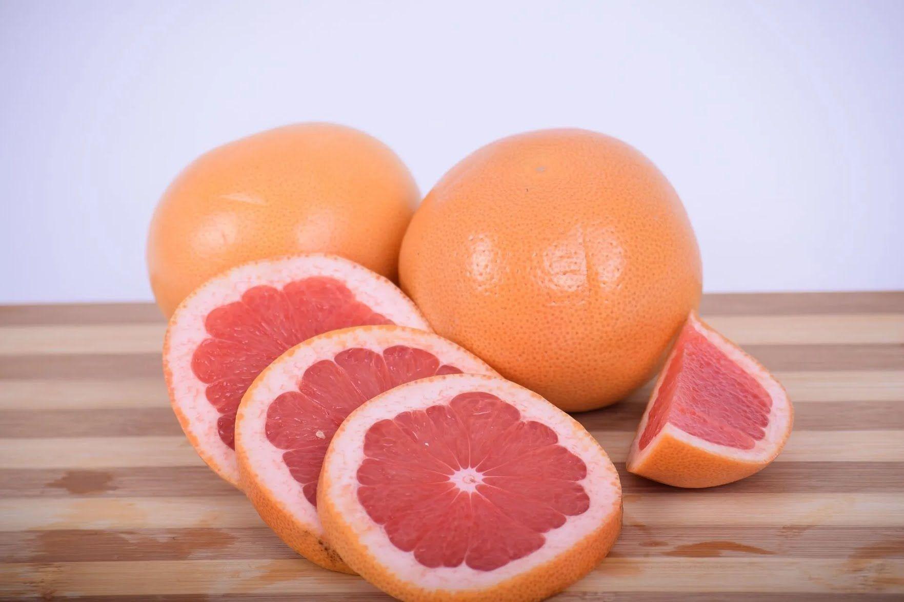 Грейпфрут понижает аппетит