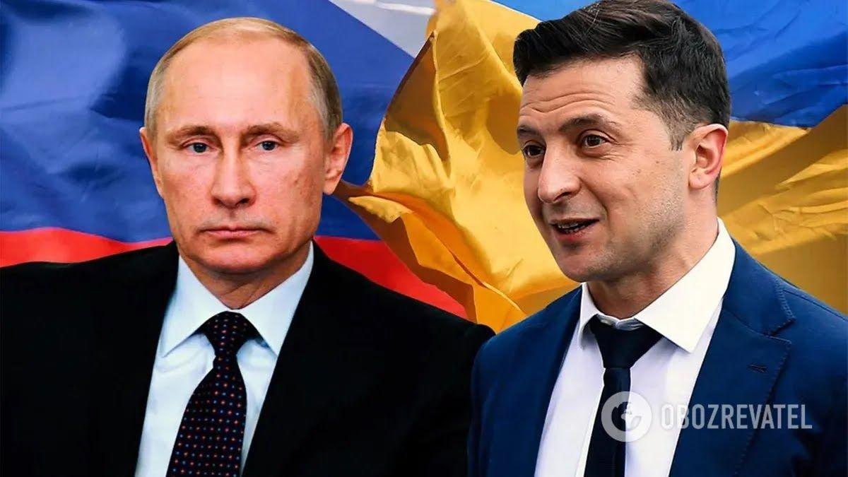 Президент Украины Владимир Зеленский и президент России Владимир Путин могут встретиться в ближайшее время