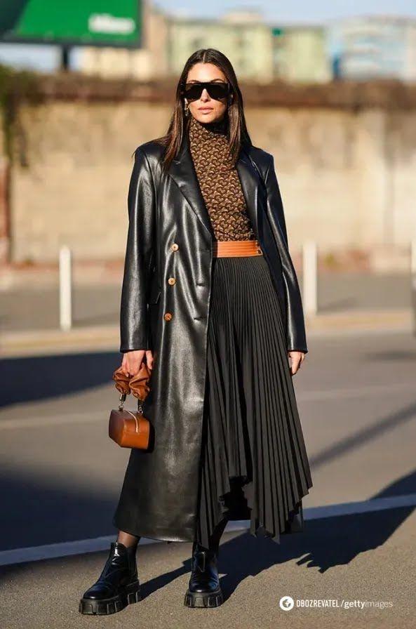 Такие юбки представили в своих коллекциях бренды Laroom, Marni, Max Mara, Prada и другие.