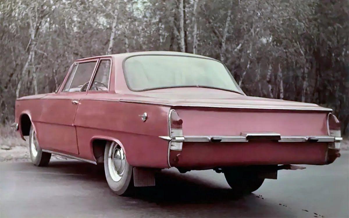 Задняя часть Северодонецкого авто