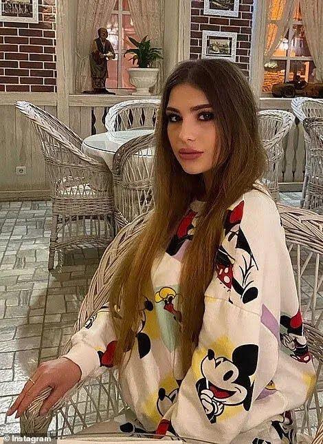 Українка Діана була арештована в Дубаї.