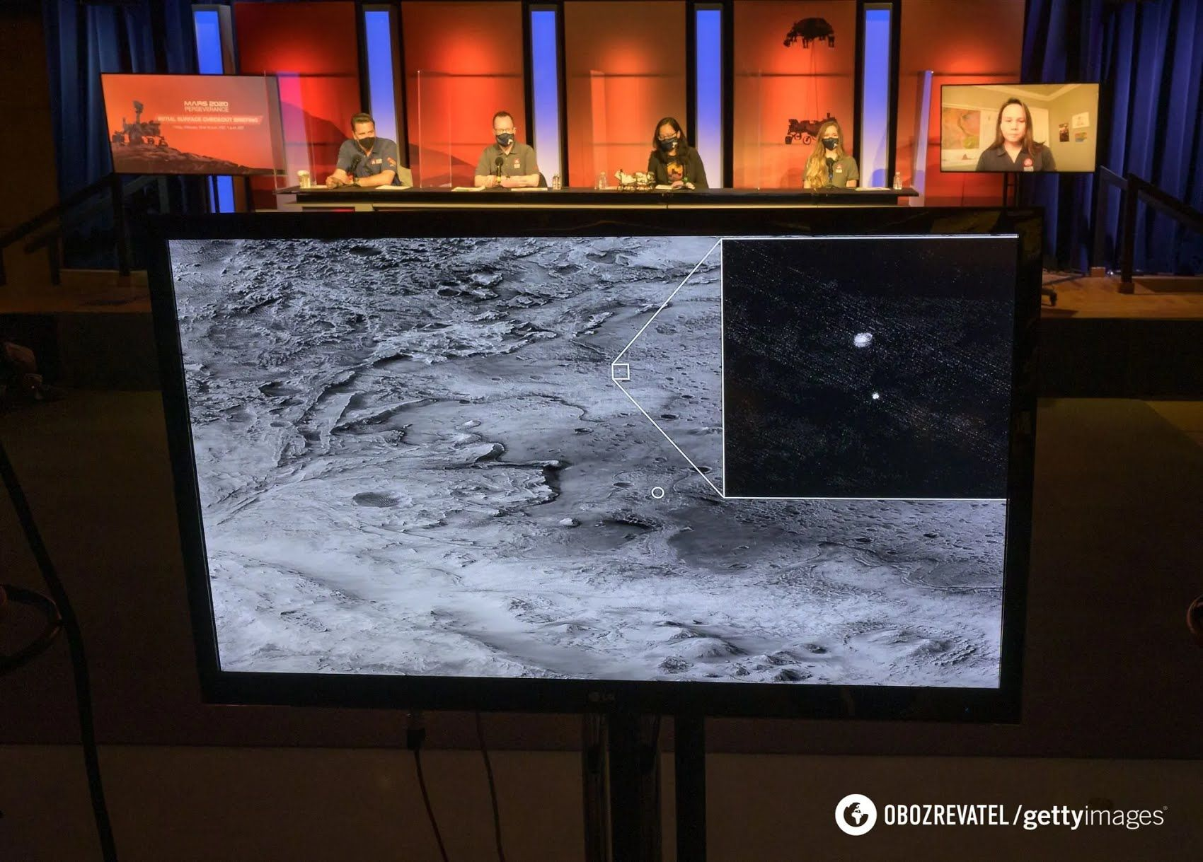 Perseverance собрал данные о климате на Марсе благодаря системе MEDA
