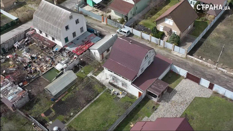 Загородный дом Вакарчука и Фонаревой