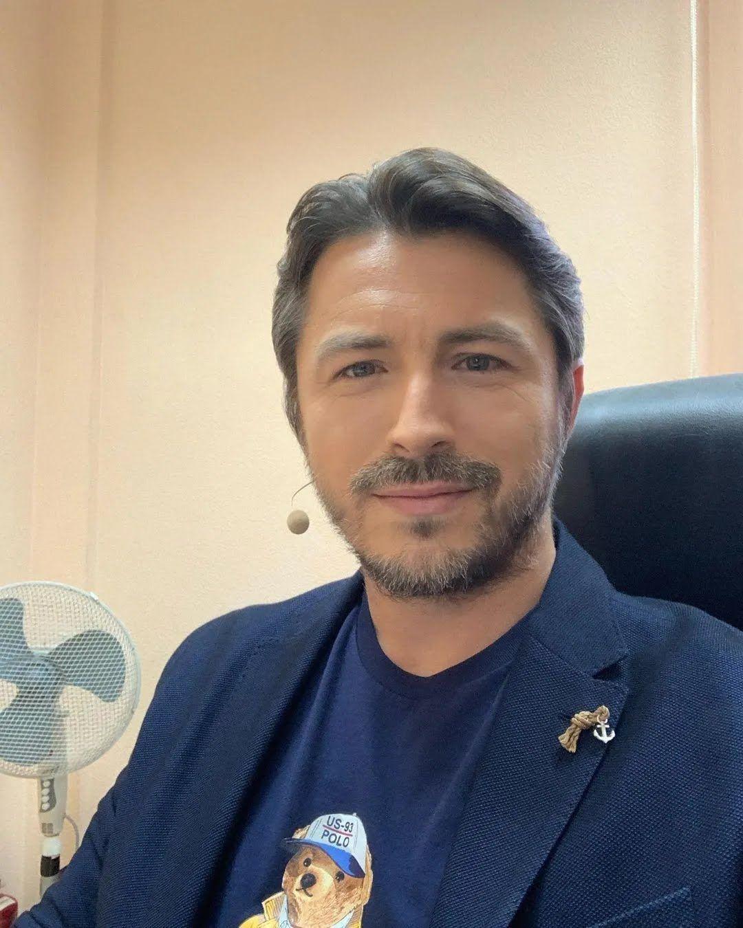 Сергій Притула – український телеведучий