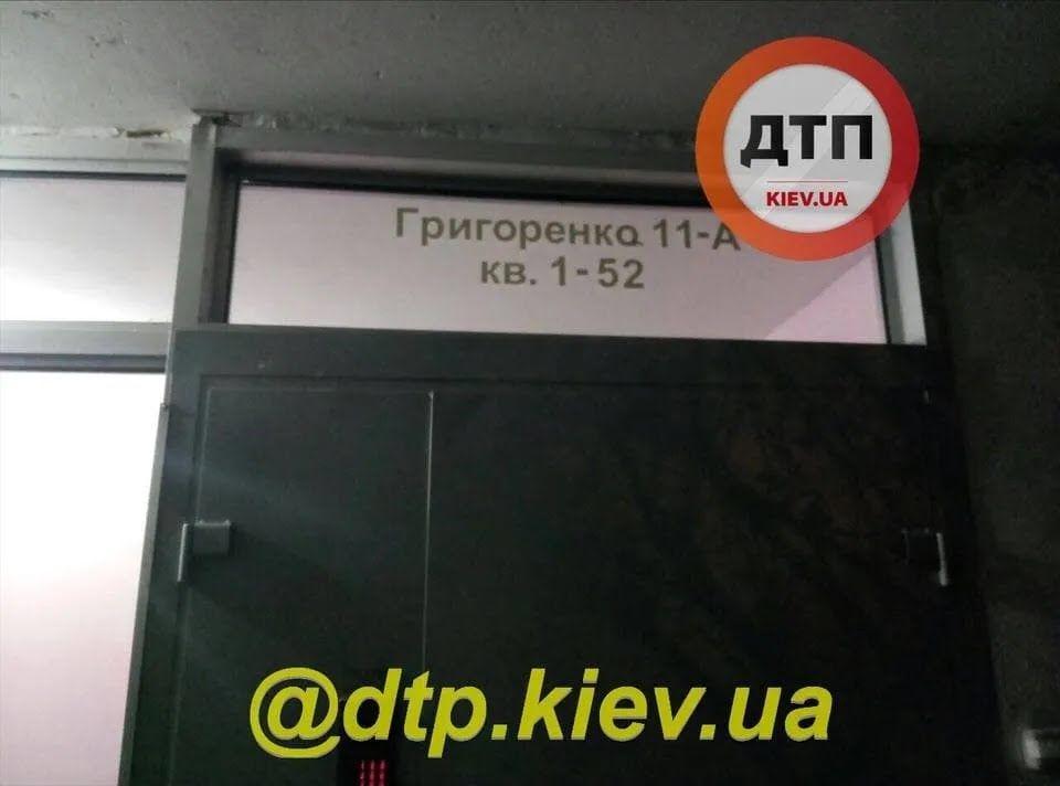 Инцидент произошел ночью 1 мая в Дарницком районе Киева