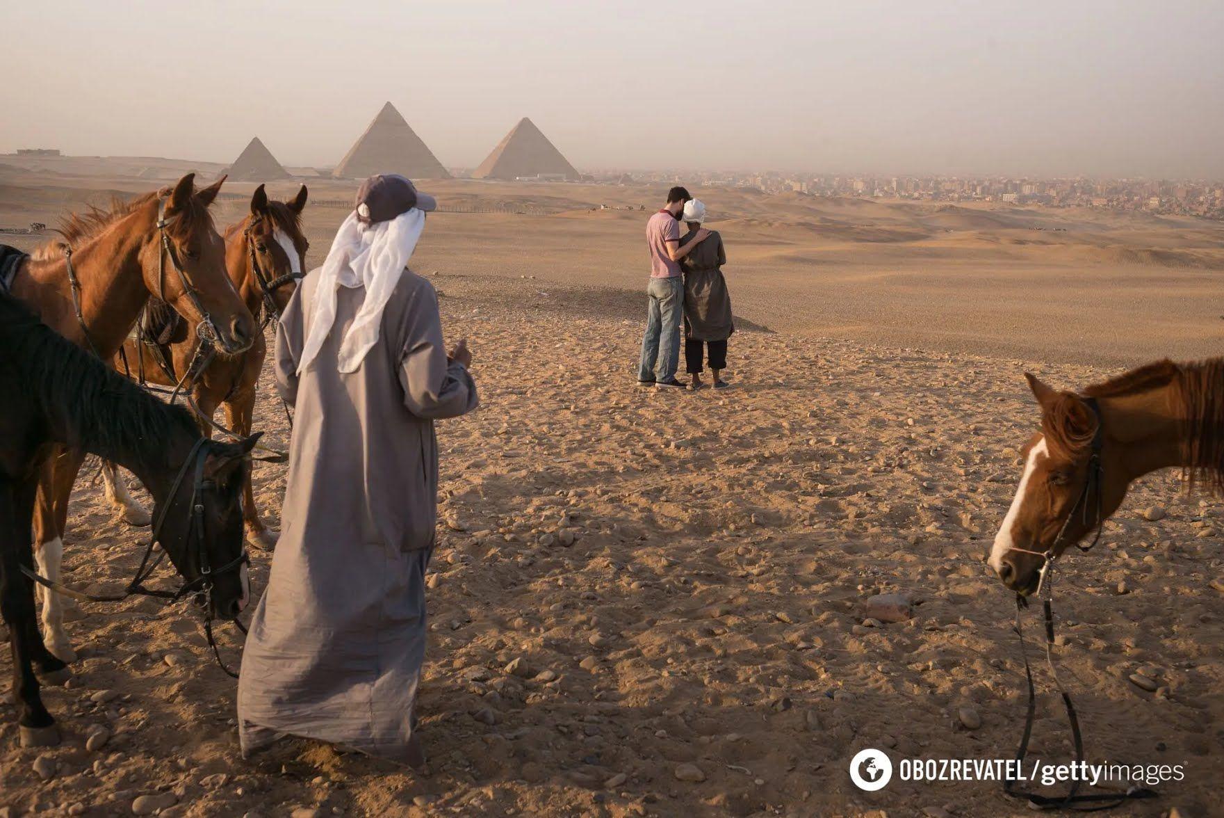 Усиленный карантин в Египте не касается туристов.